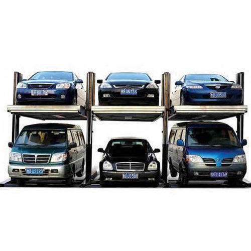 Stack Parking Systems Car Stacker Car Lift Parking System